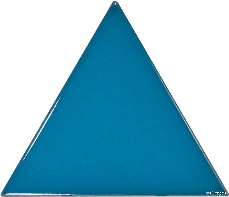 EQUIPE TRIANGOLO ELECTRIC BLUE 10,8X12,4 купить по ЛУЧШЕЙ цене в интернет магазине